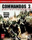 Commandos 3 Destination Berlin - Prima's Official Strategy Guide