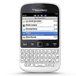 9720 - blanc - QWERTY - Smartphone