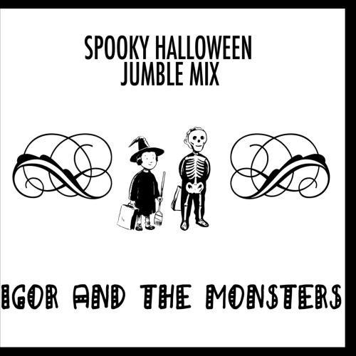 Spooky Halloween Jumble Mix (Halloween Mix Spooky)