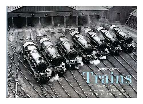 Trains : the early years / text by Beverley Cole ; picture research by Alex Linghorn