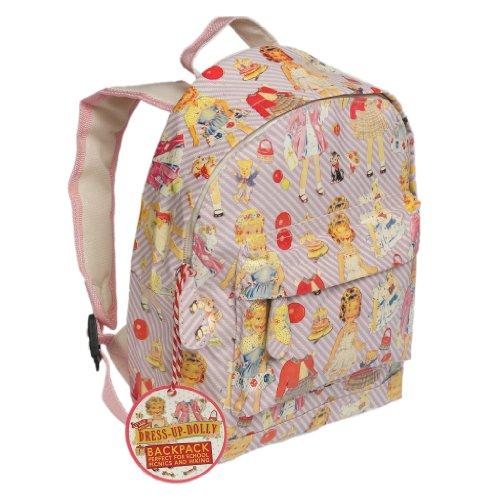 Herzallerliebst kinder rucksack kinderrucksack kinderhandtasche (dolly) (Dolly Für Rucksack)
