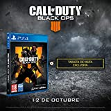 Call of Duty: Black Ops IIII + Contenido digital adicional (Edición Exclusiva Amazon)