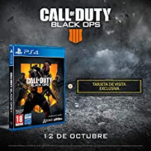 Call of Duty: Black Ops IIII + Tarjeta de visita exclusiva (Edición Exclusiva Amazon