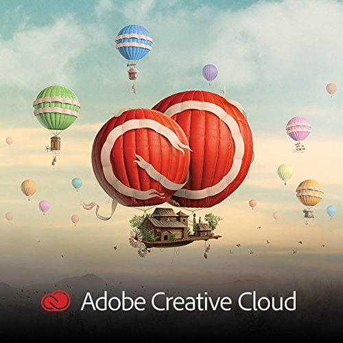 Adobe Creative Cloud | 1 an |Téléchargement