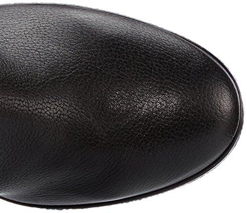 Gabor Shoes Damen Comfort Sport Stiefel, Schwarz (Schw/Dkgreymicro), 43 EU - 7
