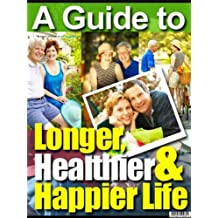 A MP3 CD Audio Guide To A Longer Healthier And Happier Life