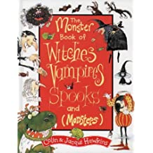 The Monster Book of Witches, Vampires, Spooks (and Monsters)