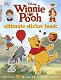 Ultimate Sticker Book: Winnie the Pooh (Ultimate Sticker Books)