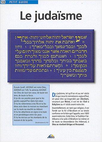 Le judaïsme par André Lagaillardie