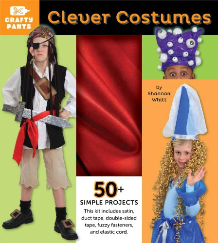 Clever Costumes: Crafty Pants (Halloween-spiele Easy Diy)