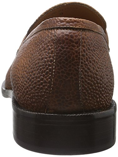 Kenneth Cole Coat Check, Mocassins Homme Marron (Cognac 901)