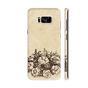 Colorpur Vintage Flower Nature Artwork On Samsung Galaxy S8 Cover (Designer Mobile Back Case) | Artist: WonderfulDreamPicture