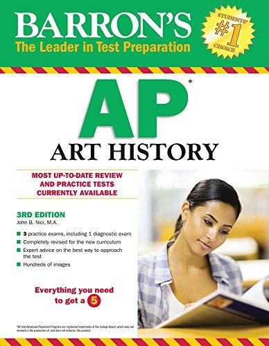 AP Art History (Barron's AP Art History)