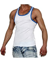 M-1 muskelshirt axelshirt tank top tshirt