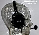 Rosenbaum ANR Aviation Headset Navigator S9 -ANR Plus
