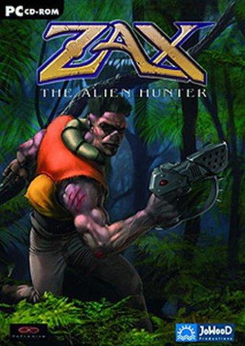 Zax: The Alien Hunter