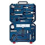 Bosch All-in-One Metall 108Stück Hand Tool Kit (Silber, Schwarz und Grün)