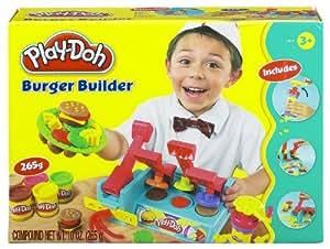 Playdoh Burger Builder