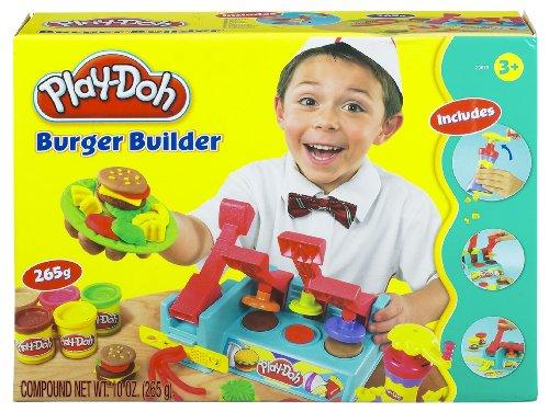Hasbro - Play-Doh 20678148 - Burger Kche