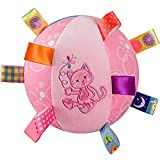 Die besten 10 Monate altes Spielzeug - Da Jia Inc Baby-weiche Plüsch Kugel Educational Stuffed Bewertungen