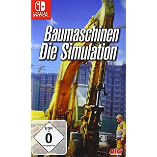 Baumaschinen - Die Simulation. Nintendo Switch