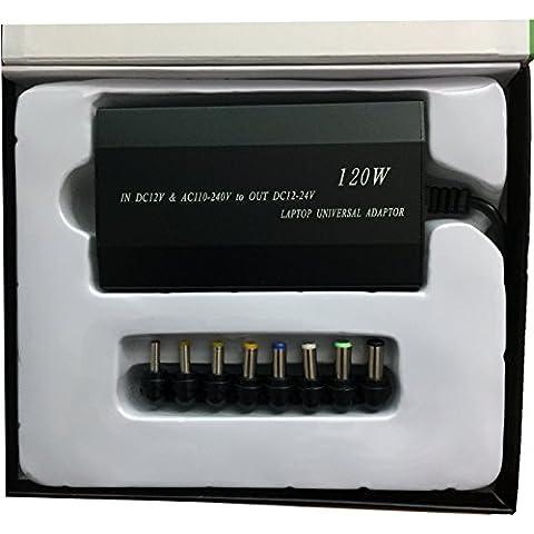 Universale per auto e casa adattatore per Laptop 120W