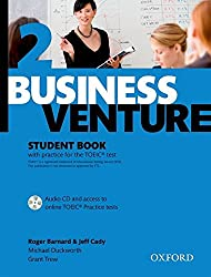 Business Venture 2 Pre-Intermediate: Student's Book Pack (Student's Book + CD)