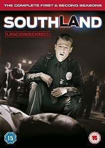 Southland - Season 1-2 [DVD] [2011]