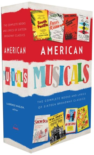 American Musicals (Library of America)