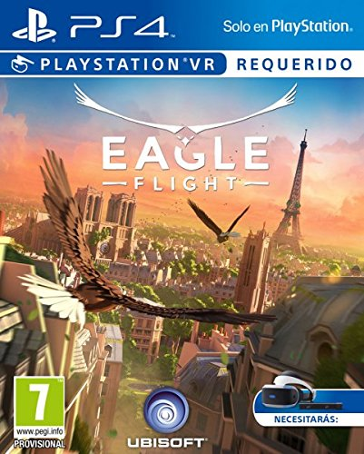 Eagle Flight, desarrollado exclusivamente para VR, te transportará al cielo de una de las ciudades más visitadas del mundo, donde sentirás la libertad de volar y participarás en trepidantes combates aéreos como nunca antes los habías vivido. Cincuent...
