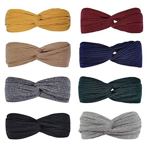 DRESHOW Headbands for Women Knot...