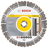 Bosch 2608603633 Disque à tronçonner diamanté best for universal 230 x 22,23 x 2,4 x 15 mm
