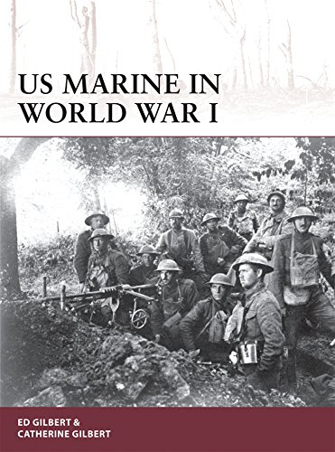 US Marine in World War I (Warrior)