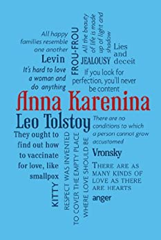 Anna Karenina (Word Cloud Classics) by [Tolstoy, Leo]