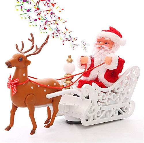 Charaktere Mit Bärten - WXGY Weihnachtsmann Elektrische Musik Weihnachtsmann Puppe