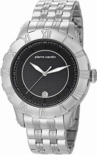 pierre-cardin-mens-quartz-watch-parangon-with-metal-strap