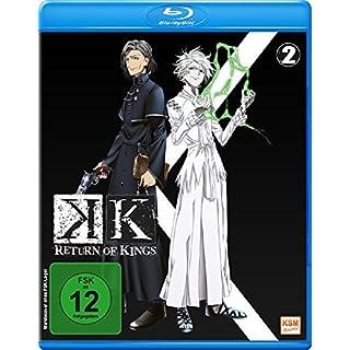 K - Return of Kings - Staffel 2.2: Episode 06-09 [Blu-ray]