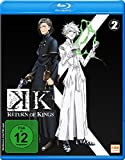 K - Return of Kings - Staffel 2.2: Episode 06-09 [Blu-ray]