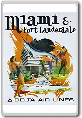 miami-and-fort-lauderdale-delta-air-lines-vintage-fridge-magnet-calamita-da-frigo