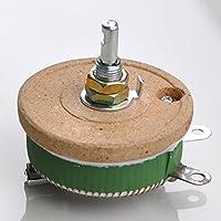 Electrónica-salón 50 W 100 OHM leddirect bobinadas potenciómetro, reostato, resistor Variable.