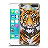 Official Giulio Rossi Tiger Animal Collection Hard Back Case for iPod Touch 5th Gen / 6th Gen
