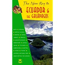 The New Key to Ecuador and the Galapagos by David Pearson (1999-10-04)