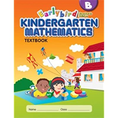 Download Earlybird Kindergarten Mathematics Textbook B
