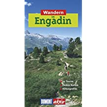 DuMont aktiv Wandern im Engadin (DuMont Wanderführer)