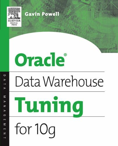 Oracle Data Warehouse Tuning for 10g by Gavin Powell (2-Sep-2005) Paperback par Gavin Powell