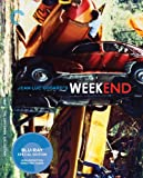 Weekend (Criterion Collection) [Blu-ray] [Import italien]