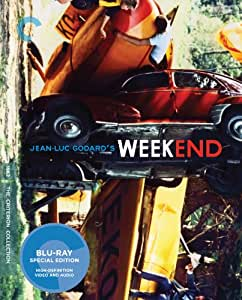 Criterion Collection: Weekend [Blu-ray] [1967] [US Import]