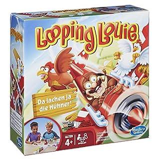 Looping Louie Kinderspiel, lustiges 3D Spiel, Partyspiel für Kindergeburtstage, unterhaltsames Gesellschafts- & Familienspiel, für Kinder & Erwachsene, 2-4 Spieler, ab 4 Jahren (B00VNYDEGO) | Amazon Products