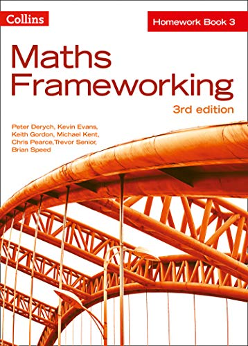 KS3 Maths Homework Book 3 (Maths Frameworking)