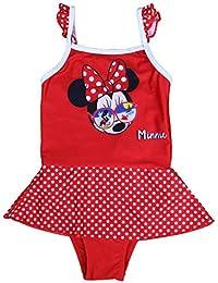 Minnie Mouse Maillot de Bain 1 pièce Fille